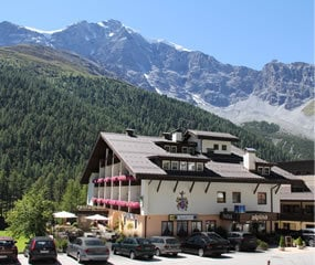 Overview of the hotel