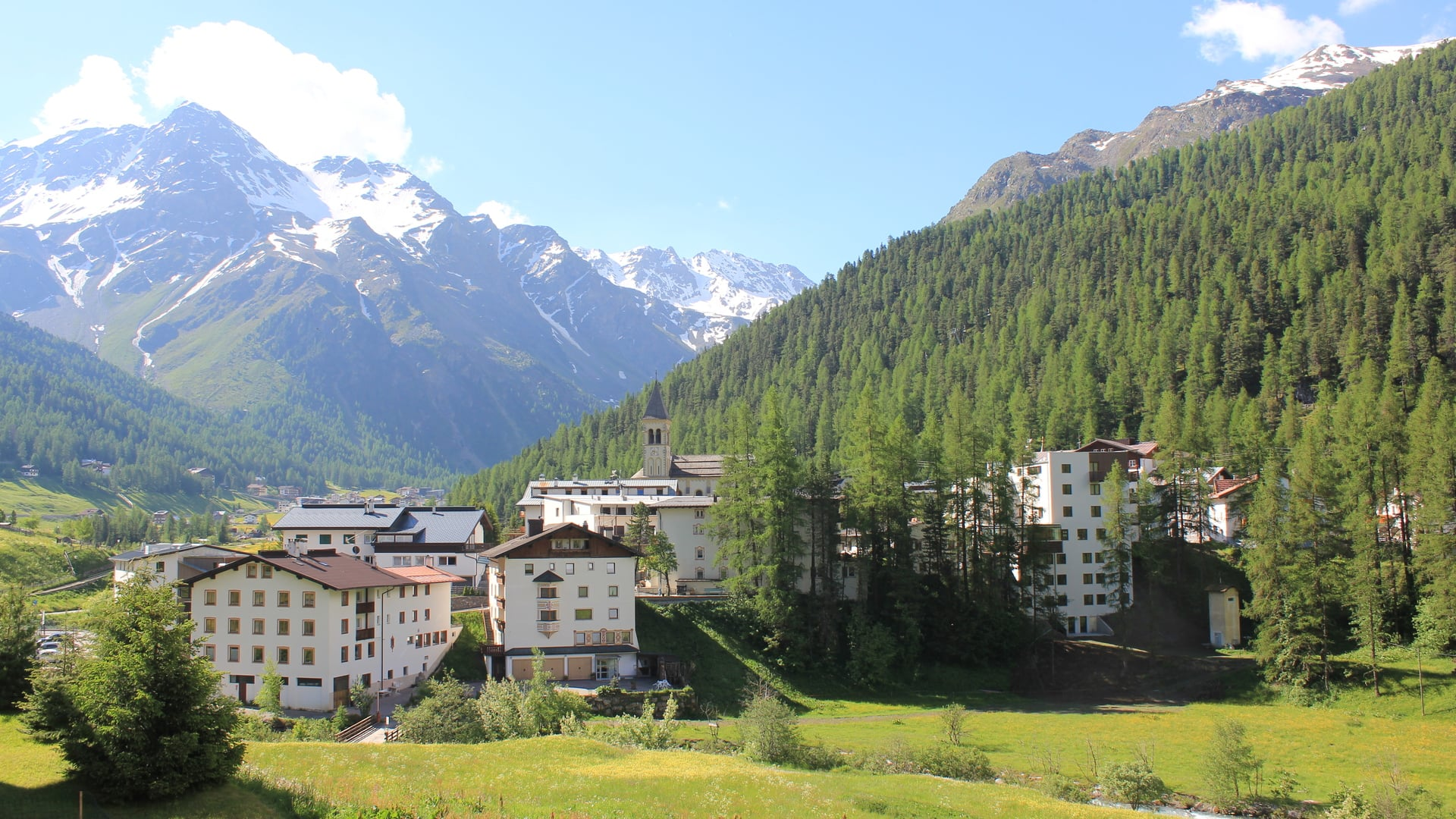 Alpina Mountain Resort a Stelvio